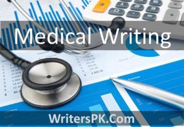 medical thesis writer